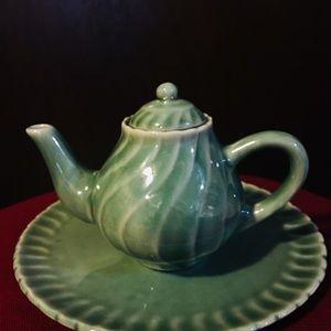 Tea pot !